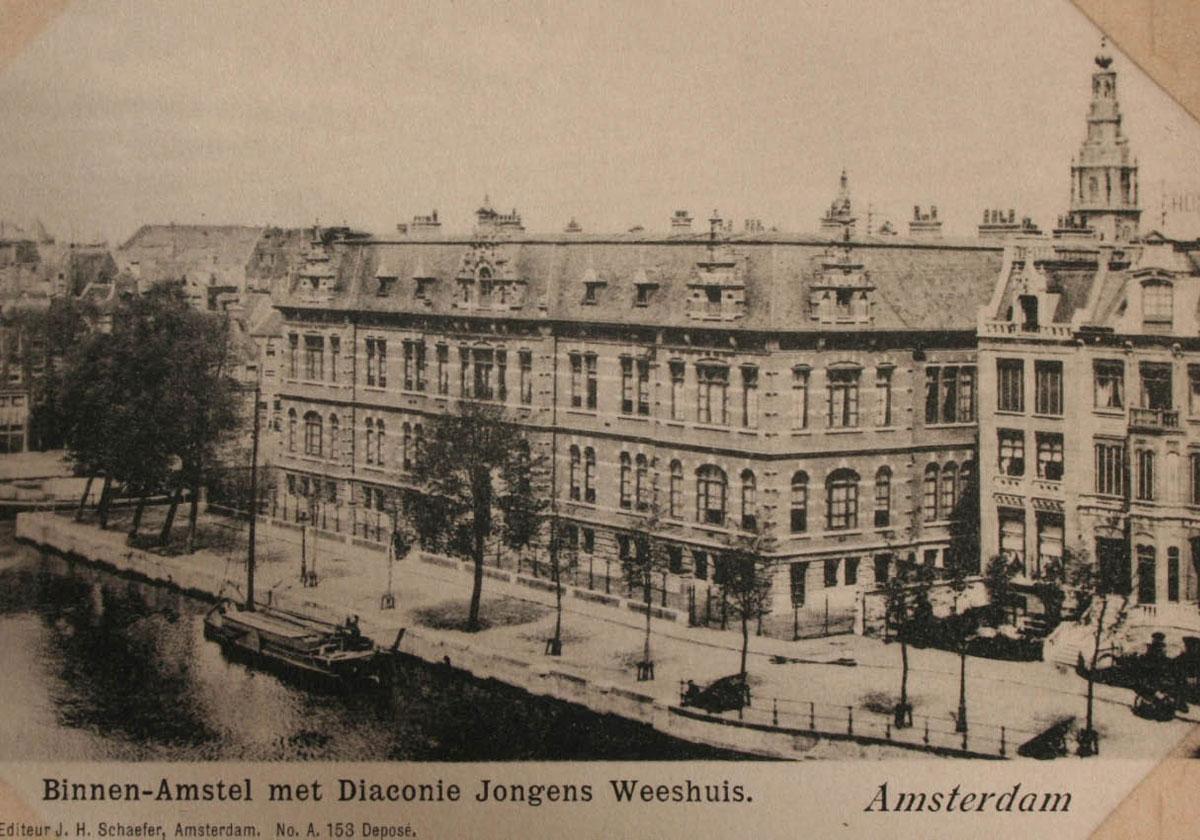 Diaconie Jongens Weeshuis