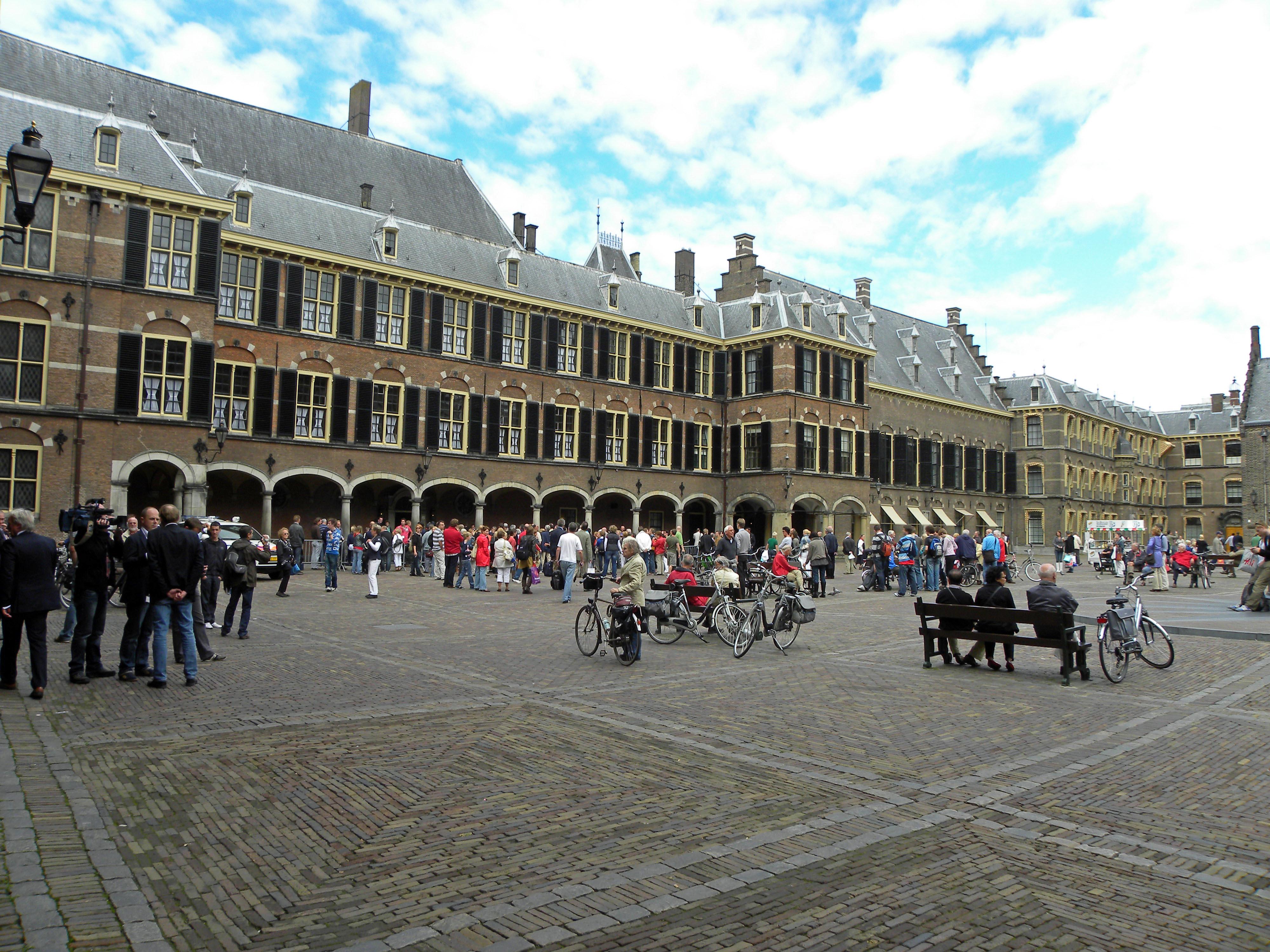 Walking Tour historical The Hague