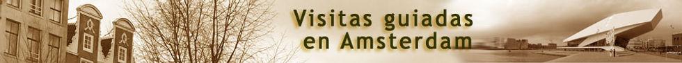 Visitas guiadas en Amsterdam