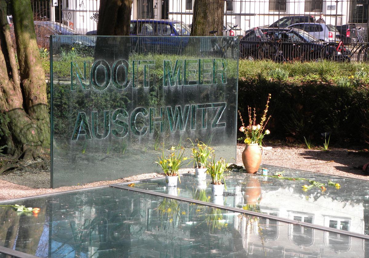 Auschwitz Denkmal