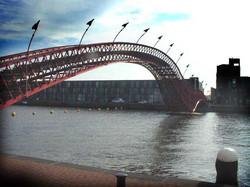 'Python Brücke'