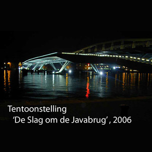 "Tentoonstelling ""De Slag om de Javabrug'"