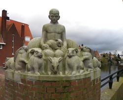 Sculpture Hildo Krop