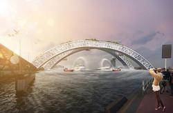 Niet-functionele brug of slimme passage?