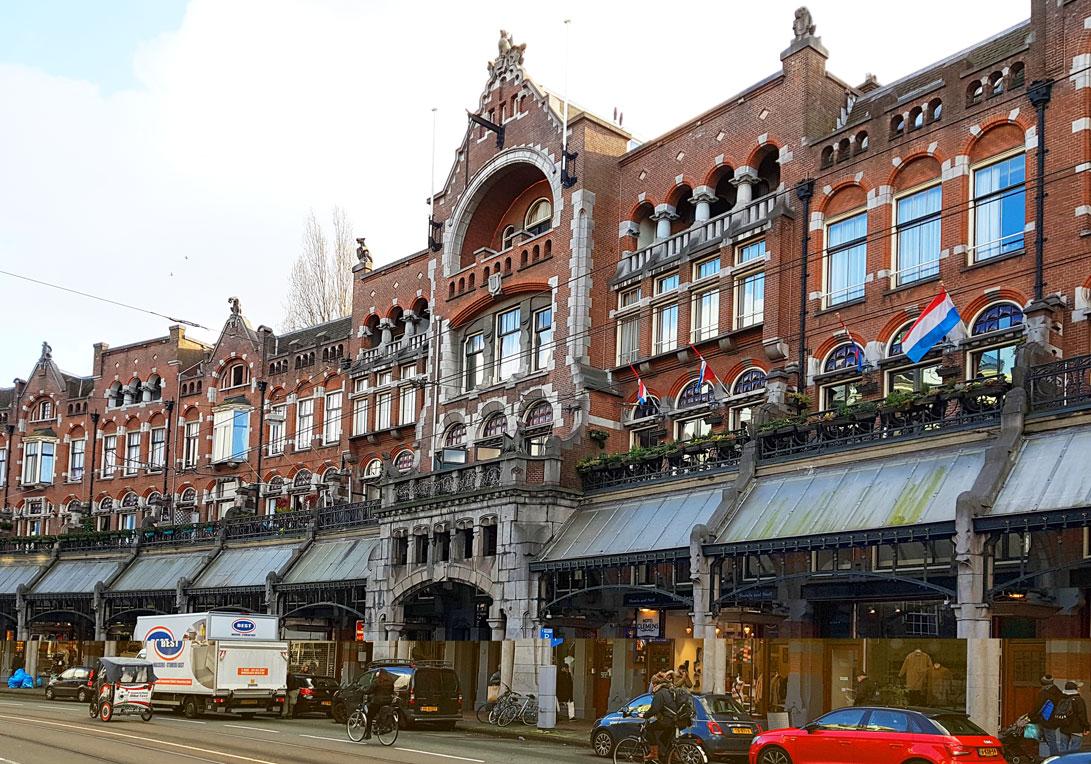 Winkelgalerij Raadhuisstraat