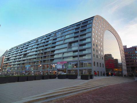 Walking tour Rotterdam Centre