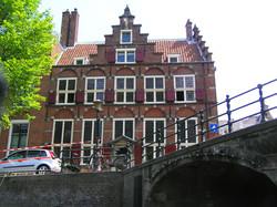 Huis aan de Drie Grachten