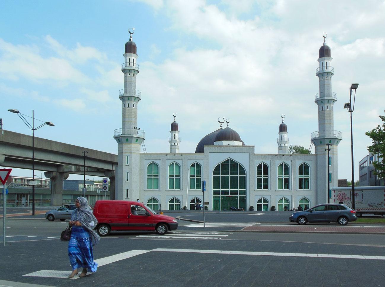 Taibah moskee