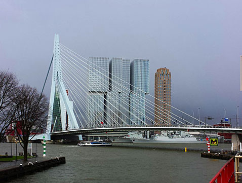Führung Hochhäuser Rotterdam