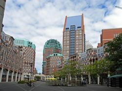 Nieuwe centrum Den Haag