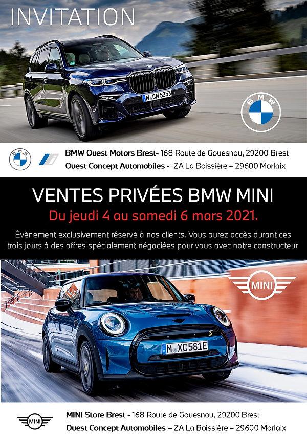 BMW MINI Ouest Motors Brest (campagne ma