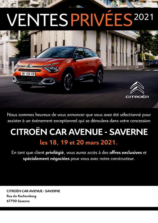 Campage mail Citroen Saverne - Landing.j
