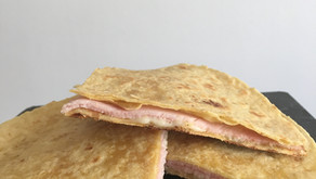 Quesadillas jambon/fromage allégées
