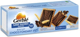 Gerblé - biscuits choco fondants