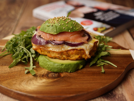 Avocado burger de Thibault Geoffray