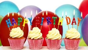 Happy Birthday - 1 an