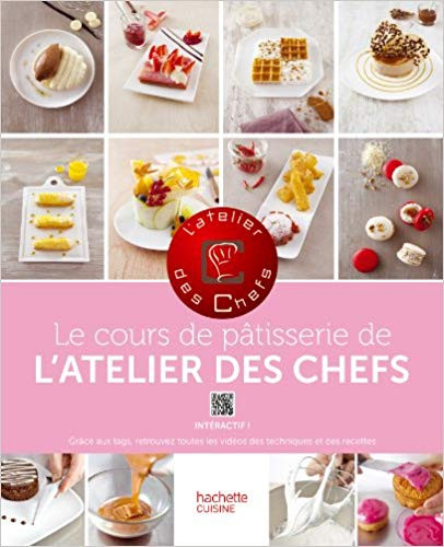 Atelier des chefs - cours de pâtisserie
