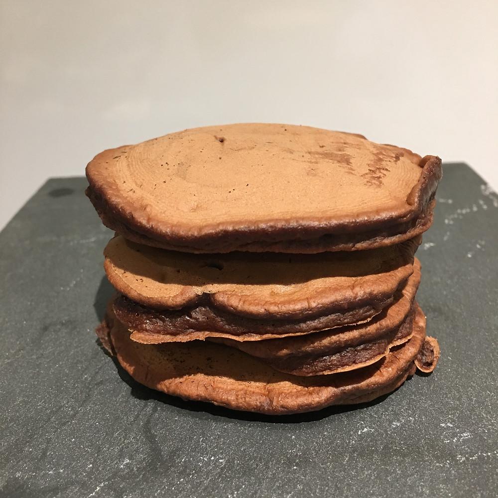 Pancakes choco/bananes