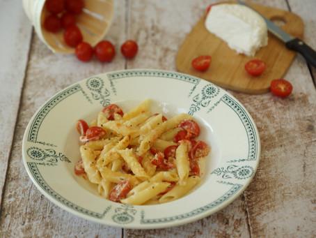 Gratin de pâtes à l'italienne