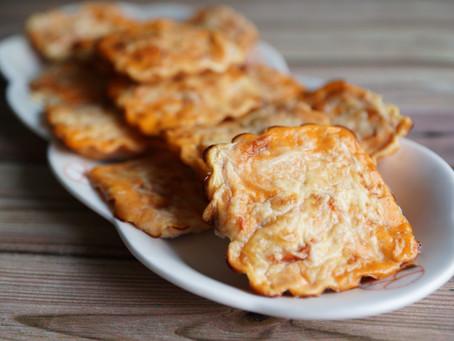 Mini-quiches sans pâte thon/tomates