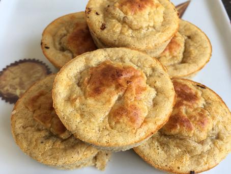 Muffins coeur fondant chocolat