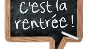 Mercredi 29 Août : c'est la rentrée d'Audecuisine!!