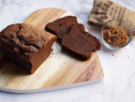 Cake moelleux au chocolat d'Alain Ducasse