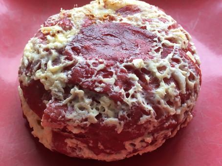 Bowlcake semoule bresaola/feta