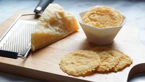 Biscuits au parmesan