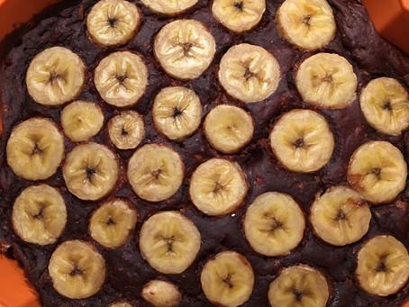 Gâteau choco/bananes