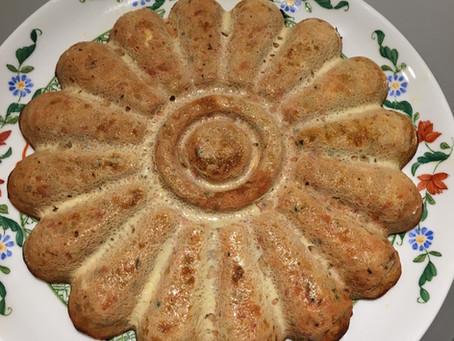 Tarte au thon provençale sans pâte