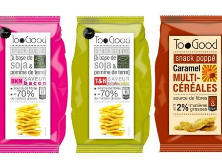 TooGood : le snacking allégé