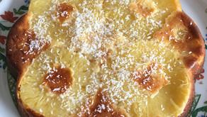 Gâteau ananas/coco