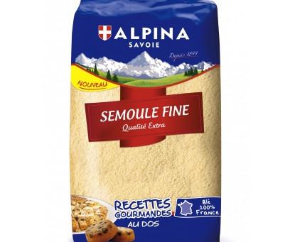 Alpina Savoie - semoule fine