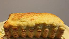 Cake au crabe et gambas