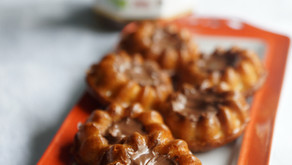 Petits biscuits moelleux choco/noisettes