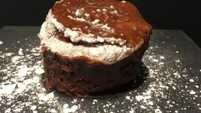 Mug cake allégé au cacao