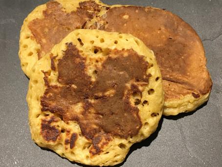 Pancakes pomme/vanille