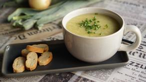 Velouté poireaux/pommes de terre