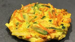 Röstis aux légumes
