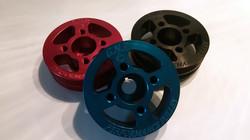 GNP crank pulley 3 colour