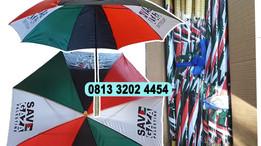 Payung Promosi ada Banyak Jenis - Seperti ini