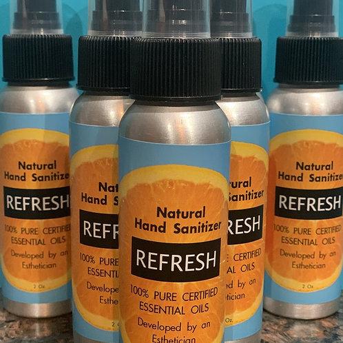 REFRESH Hand Sanitizer Spray