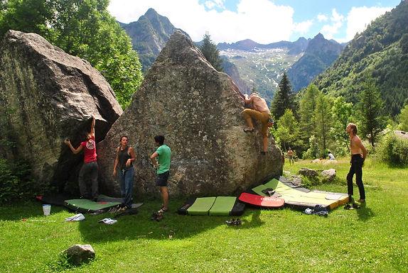 Tour des Alpes Short