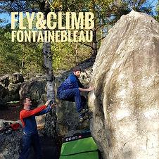 Fly&Climb Font 06