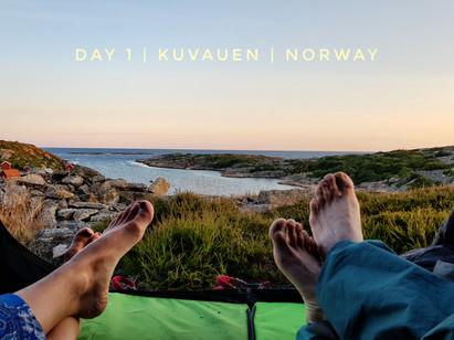 Týždeň potuliek Nórskom