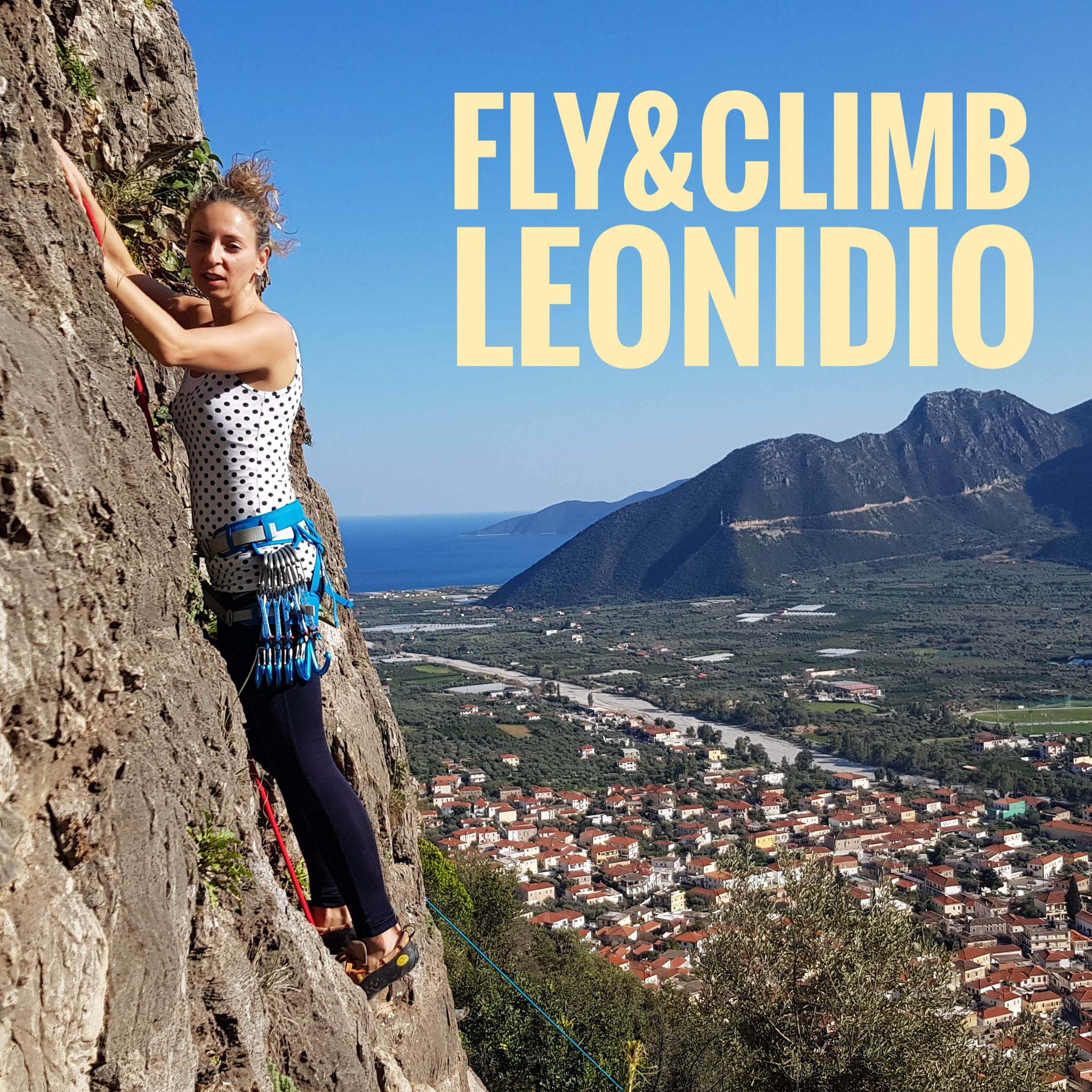 Fly&Climb Leonidio: 6.11.-13.11.2021