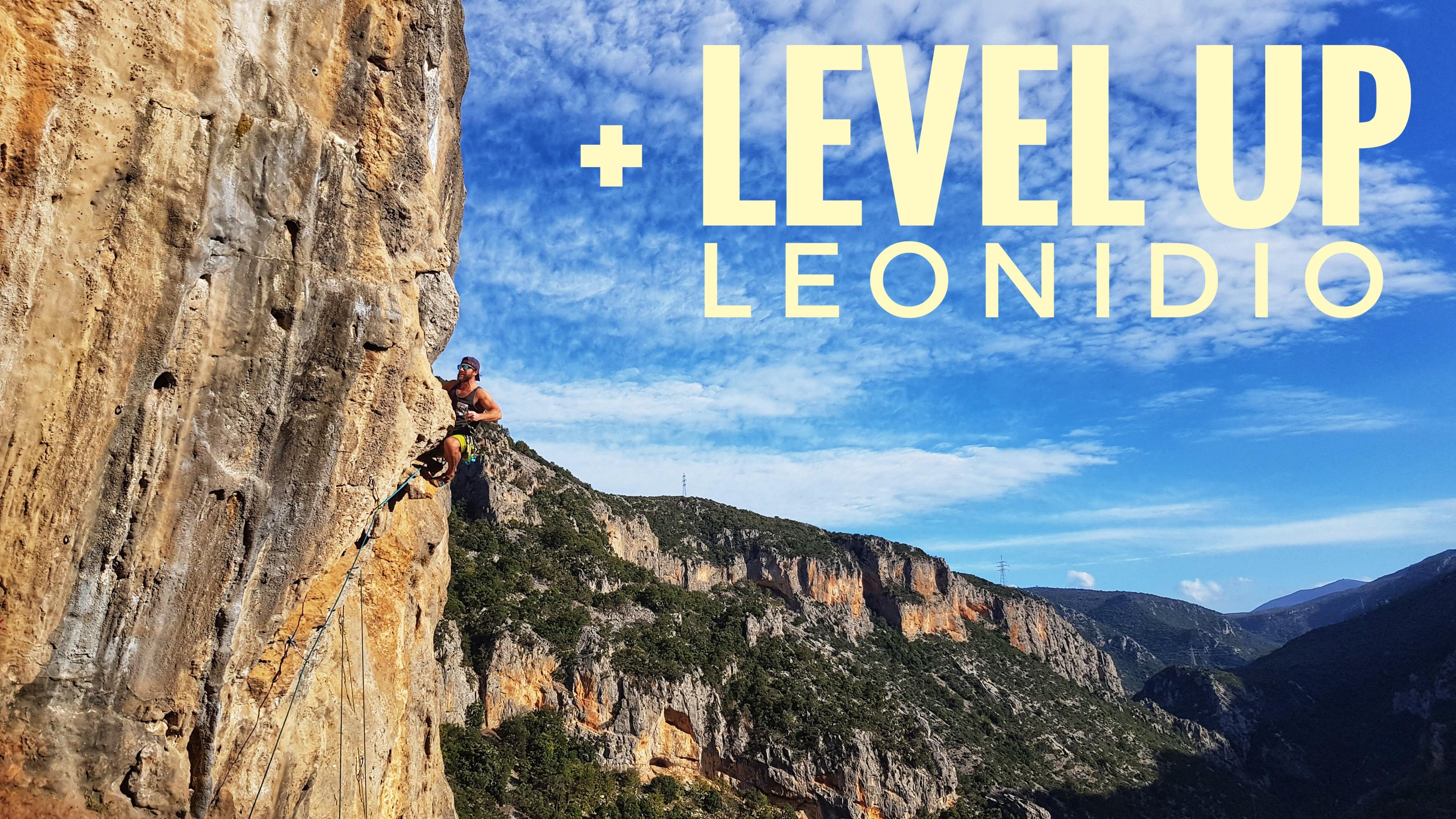 Level UP Leonidio: 13.-20.11.2021