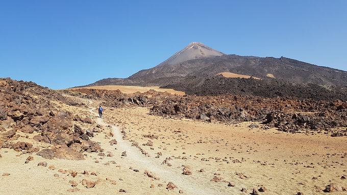 Hyperactive Tenerife