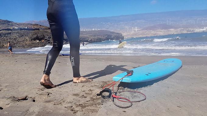 Surf&Climb II Tenerife